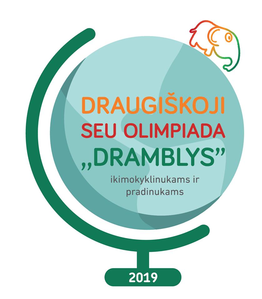 "Draugiškoji SEU olimpiada ""Dramblys"""